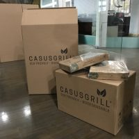CasusGrill Display Box 12 ks